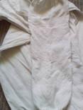 Сорочка стародавня дуже гарна вишита білим по білому