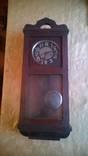 Часы иностранные настенные старые