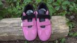 Кроссовки ADENART черные/фуксия 36 размер. photo 8