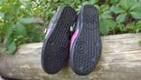 Кроссовки ADENART черные/фуксия 36 размер. photo 10