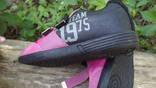 Кроссовки ADENART черные/фуксия 36 размер. photo 11