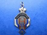 Россия Жетон Знак Коронация Николай II 1896 г., фото №10