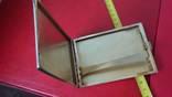 Элитный портсигар в эмалях и позолоте, фото №8