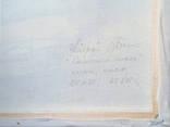 Картина Солнечный июль, 25х30 см. холст, масло, оригинал, с подписью автора photo 6