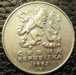 5 крон Чехія 1993, фото №3