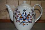 Фарфоровый чайник. photo 1