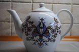 Фарфоровый чайник. photo 2