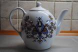 Фарфоровый чайник. photo 4