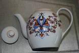 Фарфоровый чайник. photo 5