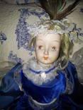 Кукла фарфор 48см, фото №2