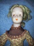Кукла фарфор 48см, фото №5