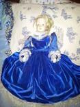 Кукла фарфор 48см, фото №9