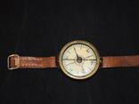 Старинный компас, латунный. Модель. арт. тех. М.И.Семенова. photo 4