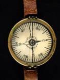 Старинный компас, латунный. Модель. арт. тех. М.И.Семенова. photo 5
