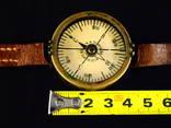 Старинный компас, латунный. Модель. арт. тех. М.И.Семенова. photo 7