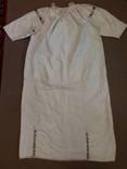 Сорочка рубашка платье из льна