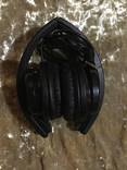 Наушники Xears® XDJ100 foldable DJ (Германия)(Чёрные)