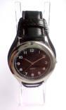 Мужские часы с удобным ремешком черные photo 6
