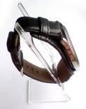 Мужские часы с удобным ремешком черные photo 7