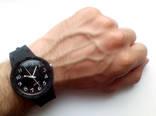 Мужские часы с силиконовым ремешком