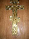 Крест (эмали) - 19 век. photo 3