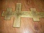 Крест (эмали) - 19 век. photo 8