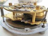 Часы авиационный хронограф 1 Гчз 8 дней 1939 год, фото №10