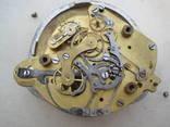 Часы авиационный хронограф 1 Гчз 8 дней 1939 год, фото №11