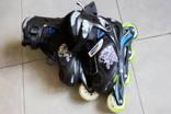 Роликовые коньки Bladerunner Phaser Flash, размер 36.5-40.5 (23-26 см) photo 9