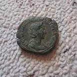 Геренния Этрусцилла 249-251 г.г. н.э. сестерций Рим