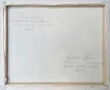 Картина Ромашки и колокольчики, 25х30 см. живопись на холсте, оригинал, с подписью автора photo 6