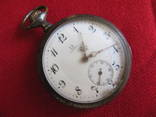Часы OMEGA карманные d:4,8 см.