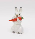 Заяц с морковкой, ЛФЗ photo 1