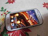 Samsung Galaxy S III mini I8190 photo 2