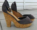 Босоножки (сандалии) туфли Savannah р-р. 39.5-й (26.1 см)