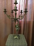 Подсвечник на 5 свечи.