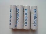 Аккумуляторы Eneloop 2000 mAh 4 шт.