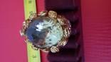 Перстень с натуральным раухтопазом., фото №11