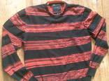Angelo Litrico - стильный фирменный свитер Италия