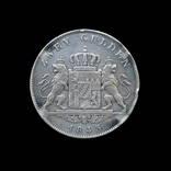 2 Гульдена 1845, Бавария