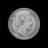 5 Марок 1876 D Людвиг ІІ, Бавария