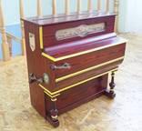 Шарманка Миниатюрная пианола Faventia Барселона