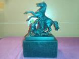 Укрощение коня(Упавший наездник)
