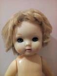Кукла на резинках с клеймом