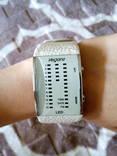 Новые водонепроницаемые часы Vegan Led