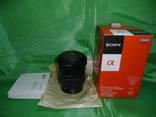 Объектив Sony DT 16-105mm f/3.5-5.6 Japan.
