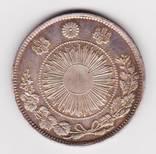 Япония. Иена. 1870г.
