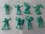 Солдатики пластик.3 ДЗИ