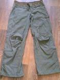 G-star - фирменные легкие тренировочные штаны photo 1