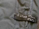 G-star - фирменные легкие тренировочные штаны photo 3